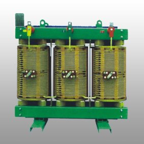 The Performance Feature of the Oil Immersed Power Transformer