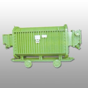 Application of Mining Explosion Isolation Dry Transformer in Mining